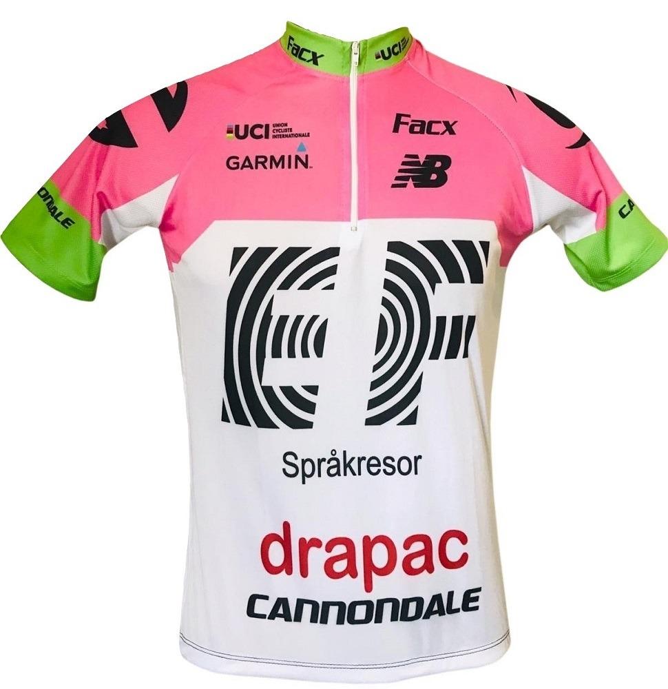Camisa Ciclismo Mtb Cannondale Drapac Profissional - R  59 96707294f