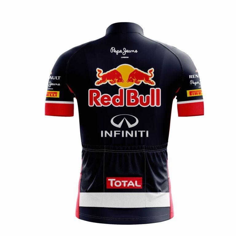 Camisa Ciclismo Scape Red Bull - Manga Curta - R  99 0b89d3332e2