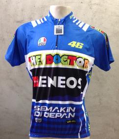 9bbc45f4e5 Camisa Ciclismo Vr 46 - Ciclismo com Ofertas Incríveis no Mercado Livre  Brasil