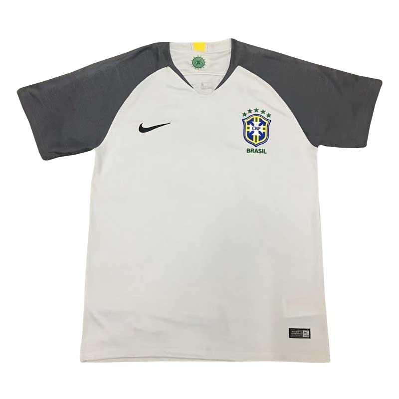 2d6f607b1b camisa cinza seleção do brasil goleiro 2018 adulto. Carregando zoom.