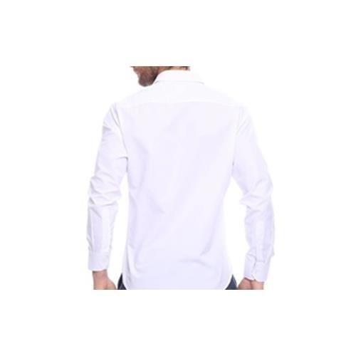 a80287fa6e Camisa Club Polo Collection Social Out Branco - R  99