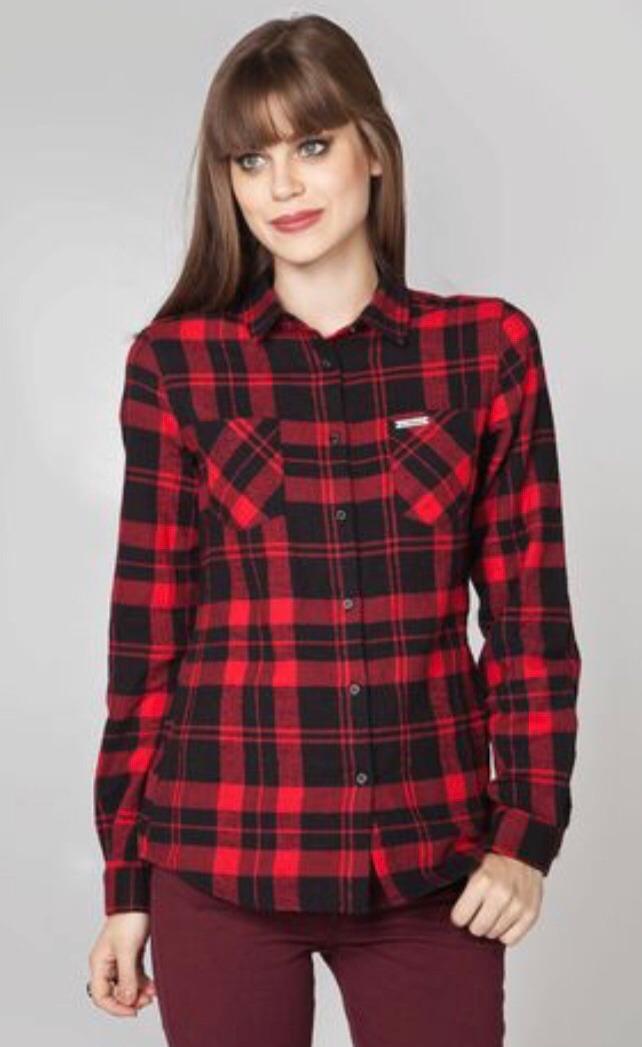 camisa colcci xadrez serena. Carregando zoom. 6e2fb1abce325