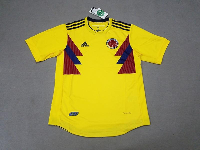 74ddbcc845 camisa colombia copa 2018 - frete gratis. Carregando zoom.