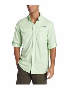 camisa columbia low drag offshore original talla m