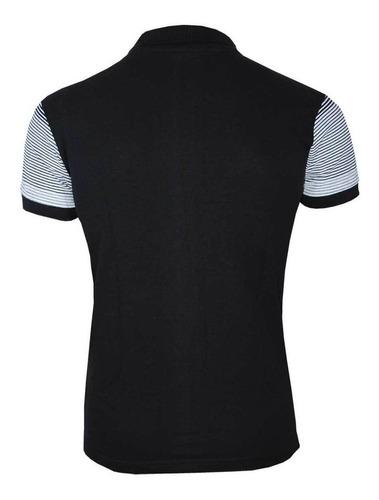 camisa com estampa listrada  original polo rg518