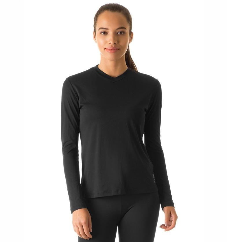 314c176660 camisa com proteção solar feminina uv line original - uv pro. Carregando  zoom.