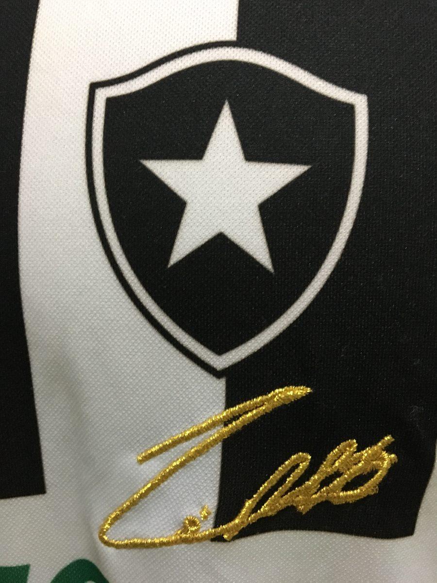 be18093561617 camisa comemorativa do botafogo em homenagem à zé roberto. Carregando zoom.