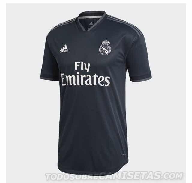 cc05f2188f918 Camisa Conjuntos Real Madrid Nueva 2018-2019 Mag Corta Larga - Bs.  10.000