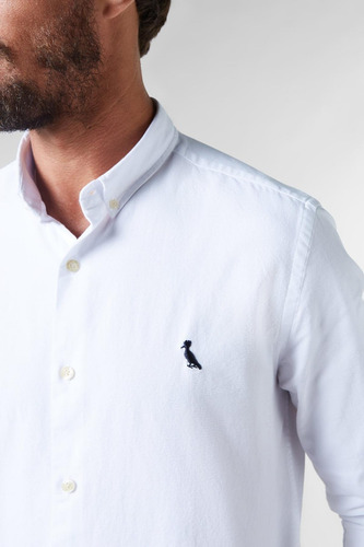 camisa cont. sport oxford ml reserva