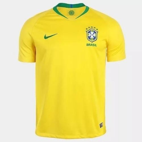 camisa copa 2018 seleção brasileira oferta