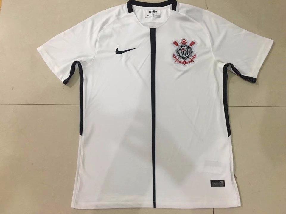 4706dcad9a Camisa Corinthians 17/18 - R$ 110,00 em Mercado Livre