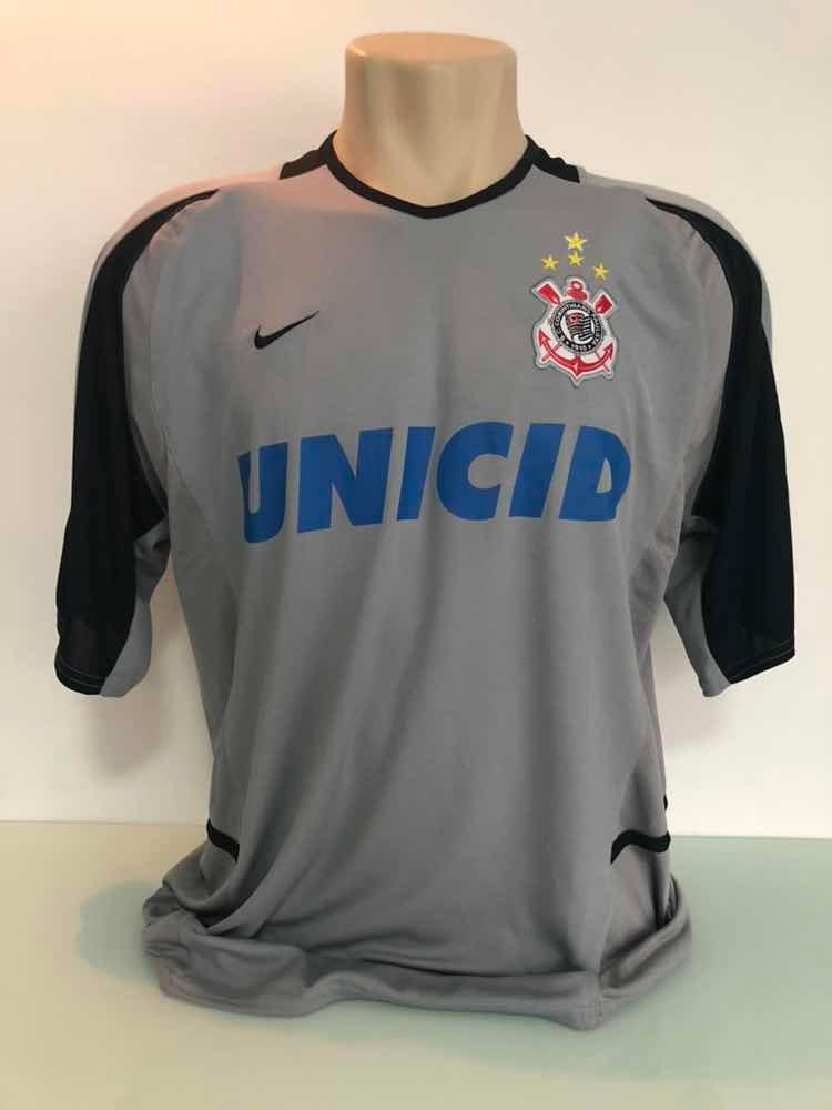 79faadf4c222c camisa corinthians 2003 04 goleiro futsal original da época. Carregando zoom .