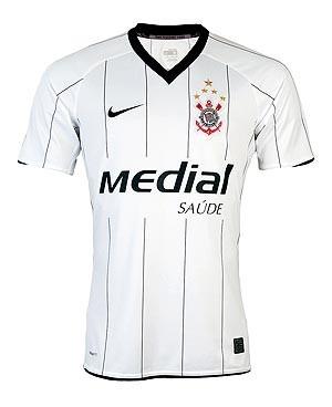 f5cc78ee7d Camisa Corinthians 2008 - Ii - S nº - R  206