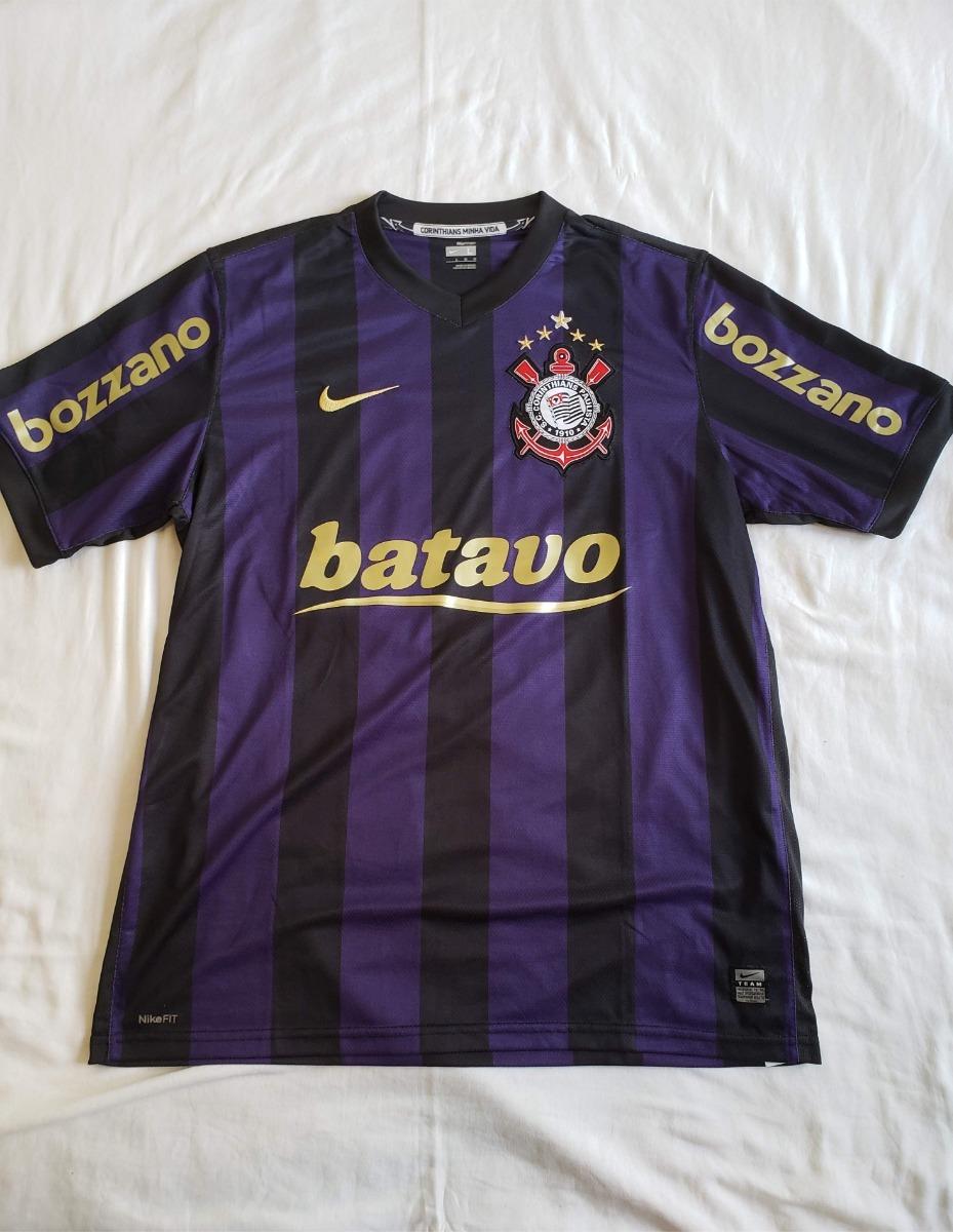 Camisa Corinthians 2009 85b4d847200db