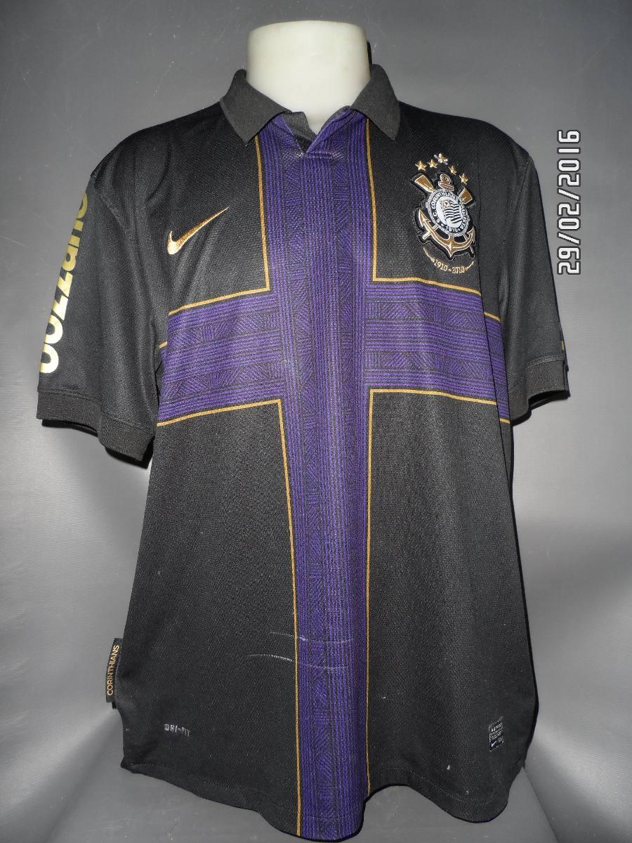 camisa corinthians 2010 cruz roxa. Carregando zoom. 6aa43f026a97d