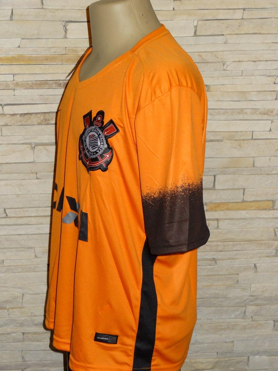 753e3ba30628f camisa corinthians 2015 laranja terrão. Carregando zoom.