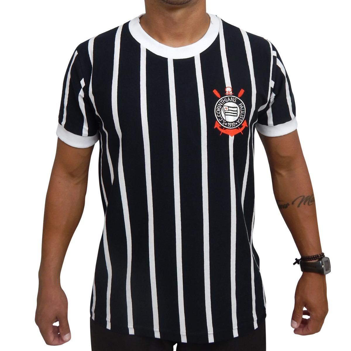 camisa corinthians 77 retrô. Carregando zoom. 7250654f7d0b8