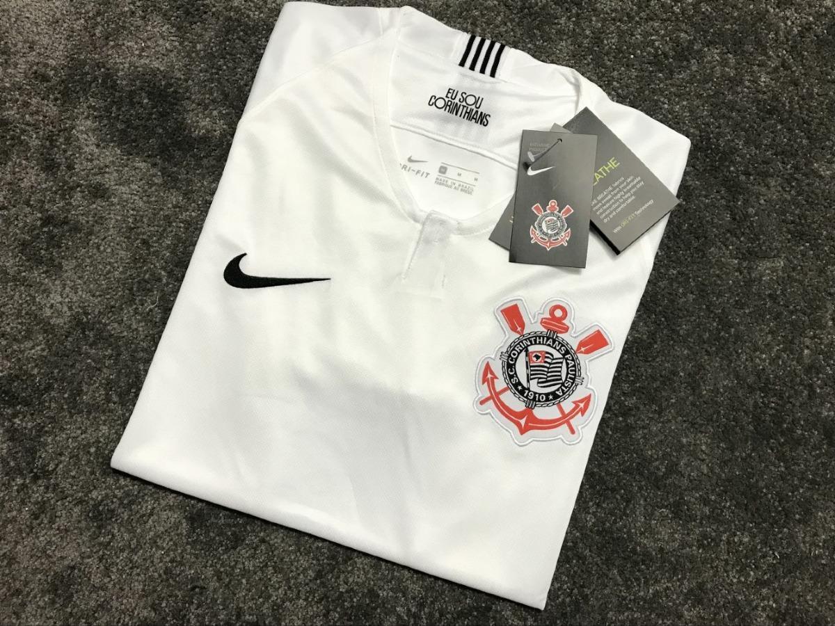 123c1b625 Camisa Corinthians - Ambas Cores - 2019 - Personalizada - R  150
