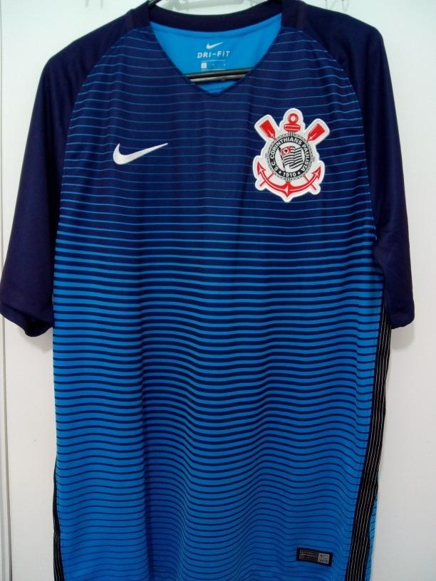 da4b7142e Camisa Corinthians Azul