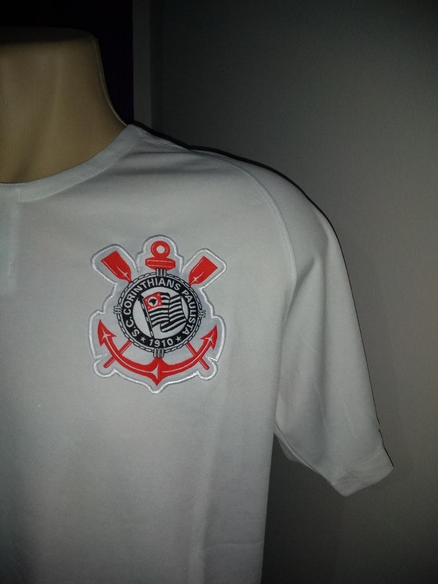 a320bd7d4e camisa corinthians branca 2018 frete gratis. Carregando zoom... 2
