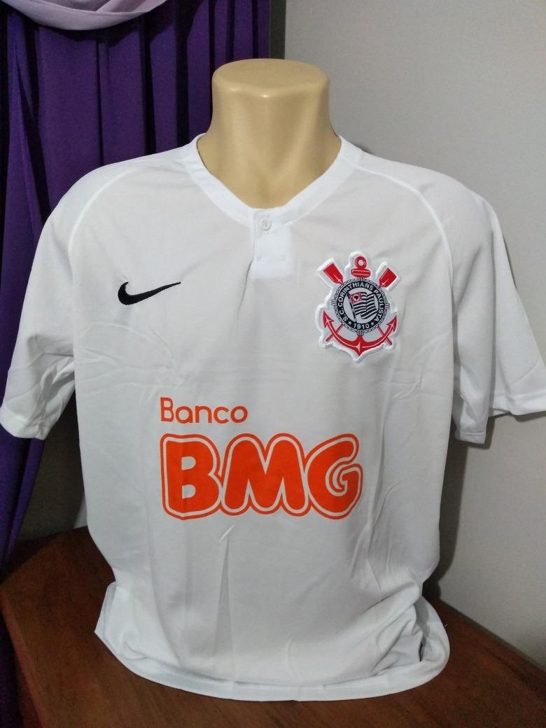 Camisa Corinthians Branca 2019 Frete Grátis Promoção - R  119 cd23b87b7a9b9