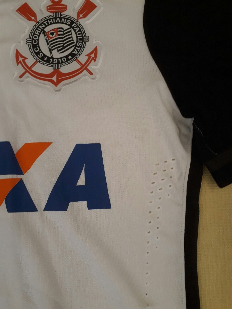 camisa corinthians jogador campeão brasileiro 2015 nike - 9. Carregando zoom...  camisa corinthians brasileiro. Carregando zoom. 79d0afa7b54d7