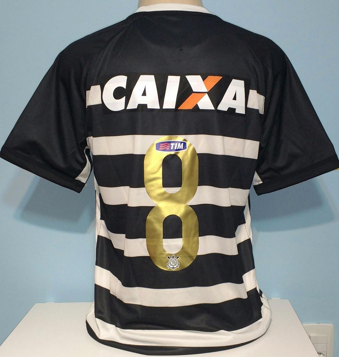 camisa corinthians campeão brasileiro 2015 original nike. Carregando zoom. 45b355540838a