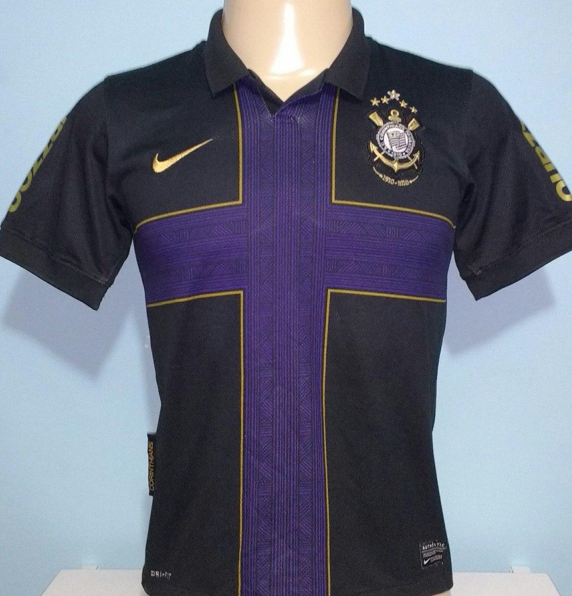 0ebdd8ddad camisa corinthians centenário feminina 100% orig nike - 26. Carregando zoom.