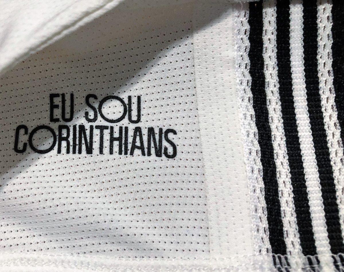camisa corinthians copa brasil 2018 jadson jogo autografada. Carregando zoom . d6e41e5437fa2