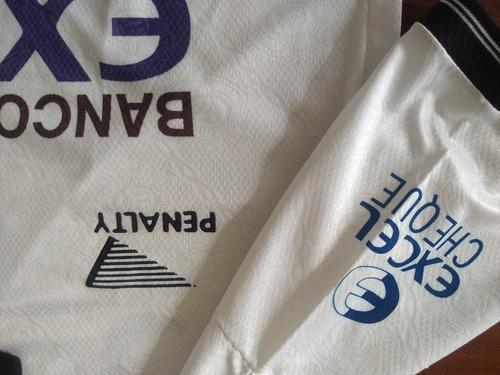 camisa corinthians excel campeão paulista 1997 penalty - #12