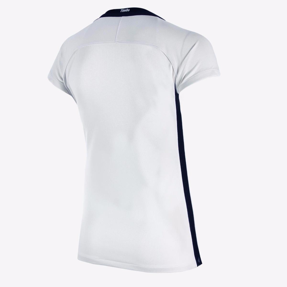 Camisa Corinthians Nike - 2016   2017 - Feminina - R  145 5d5f07090c035