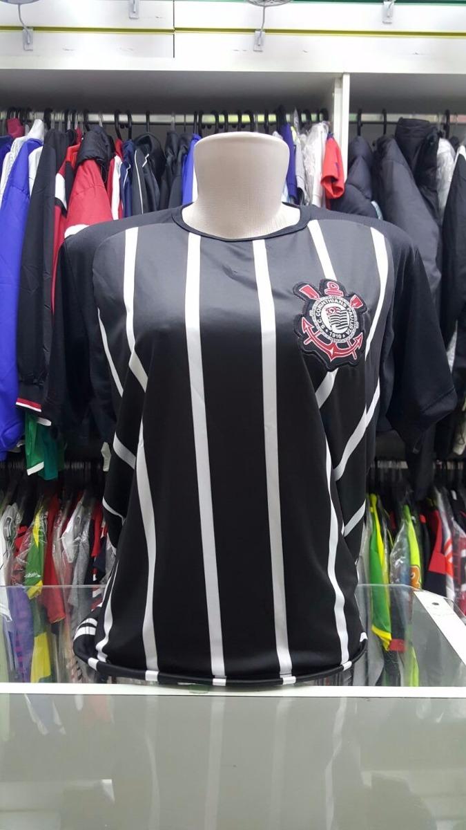 34fcfe2b39 camisa corinthians feminina listrada. Carregando zoom.