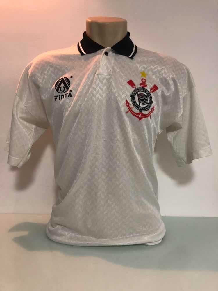 143d945664a32 camisa corinthians futsal 1992 original da época. Carregando zoom.