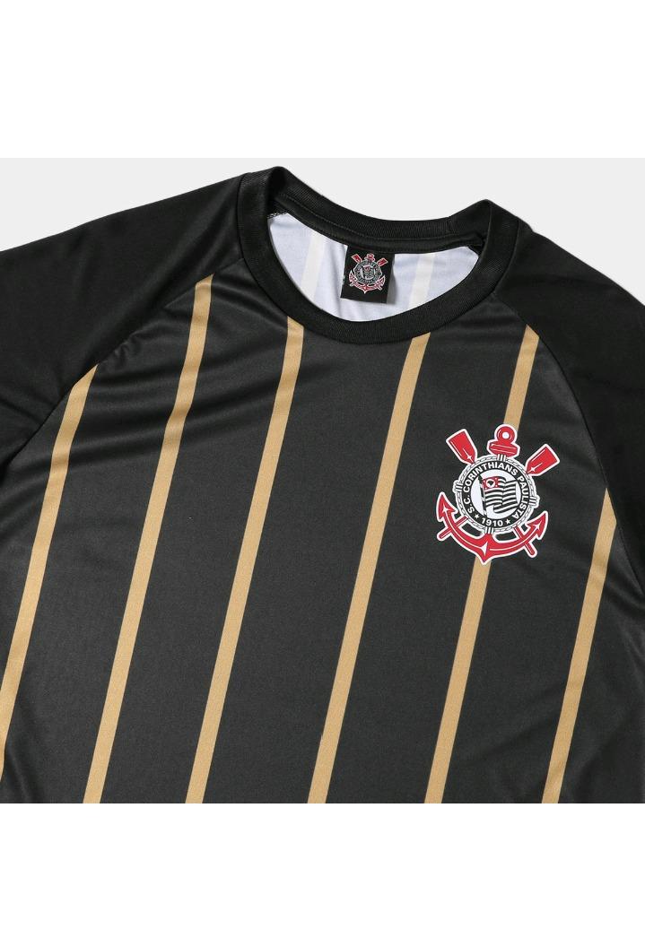 69d2d0703c 5d85f9c8b8a53e  Camisa Corinthians Fenomenal - Edição Limitada Torcedor  Masculina ... ccbbdec9c5ab74  Camisa Corinthians Gold N°10 - Edição Limitada  - R 69 ...