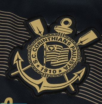Camisa Corinthians Homenagem Ayrton Senna - R  220 adfc51f670b8b