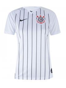 784f71353 Camisa Feminina Nike Corinthians Ii - Camisas de Futebol no Mercado Livre  Brasil