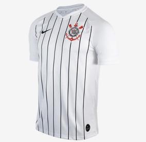 13b8745a74 N Torcedor Nike Masculina Camisa Corinthians Ii 17 18 S - Camisas de  Futebol Club nacional para Masculino Corinthians com Ofertas Incríveis no  Mercado Livre ...