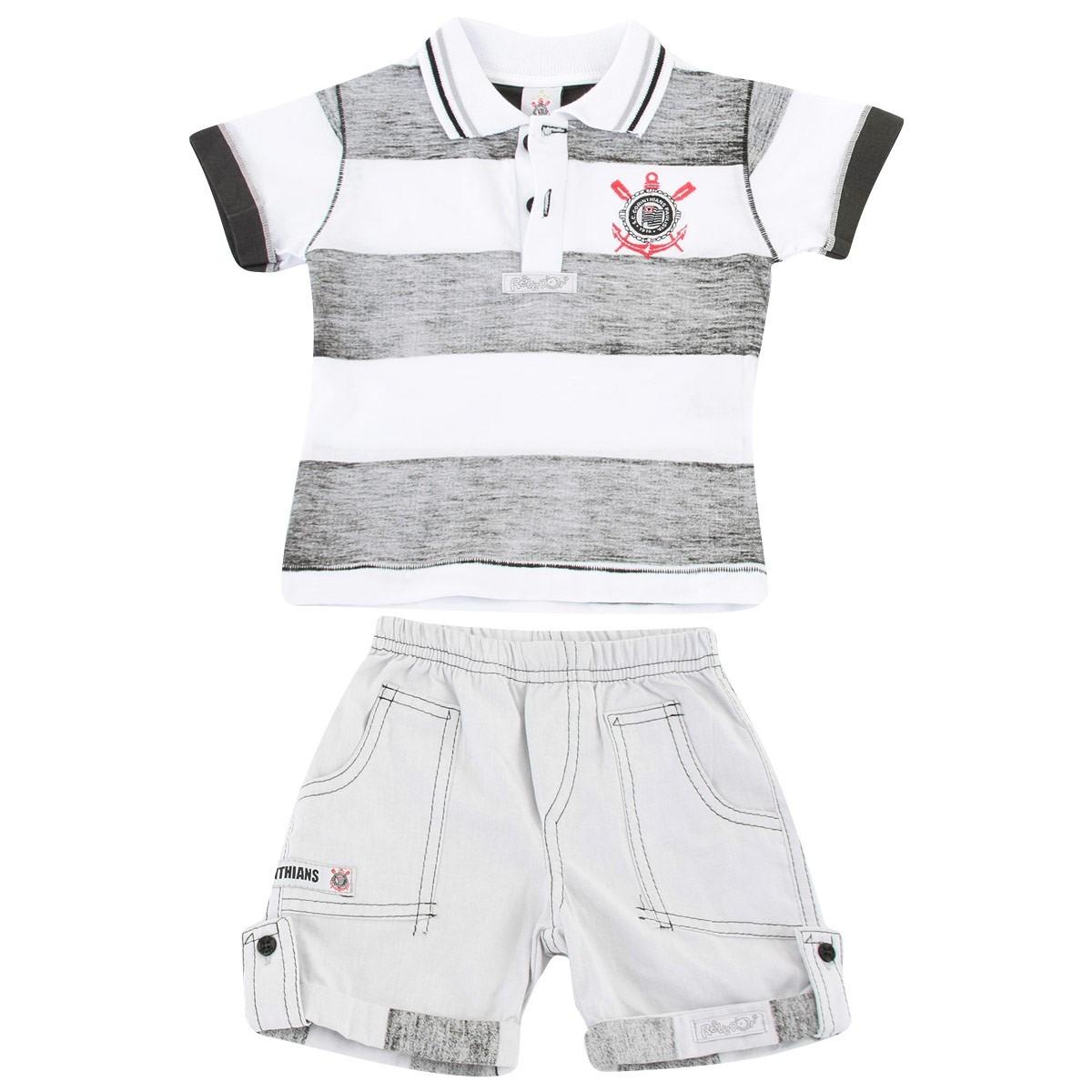 02ea8e839e996 Camisa Corinthians Infantil