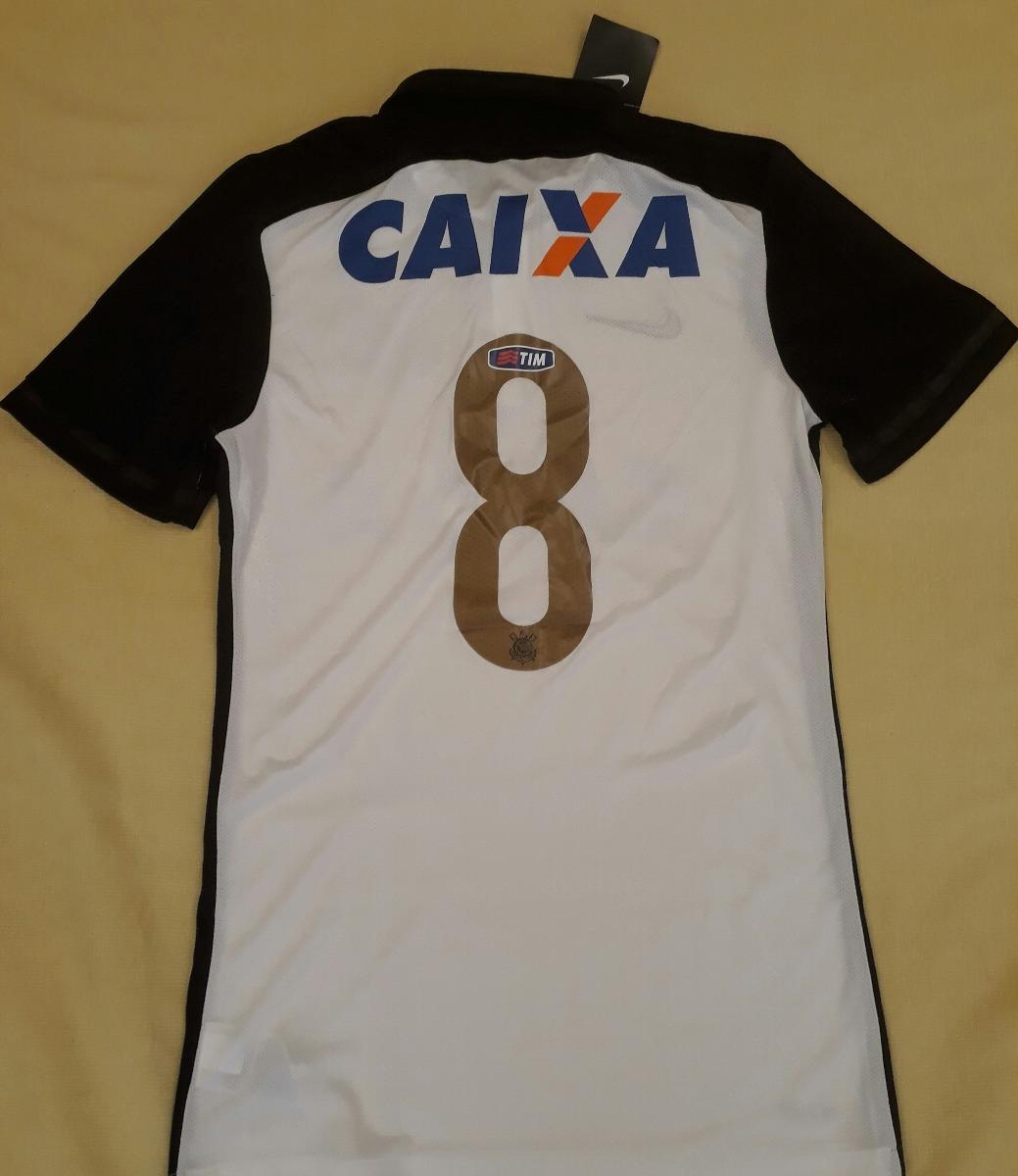 camisa corinthians nike campeão brasileiro 2015 jogador - 9. Carregando zoom . 2bf8b2871487b