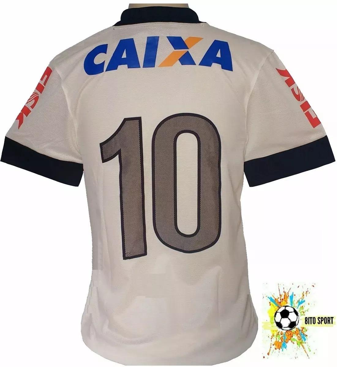 15cca808e4df0 camisa corinthians nike campeão mundial libertadores patchs. Carregando zoom .
