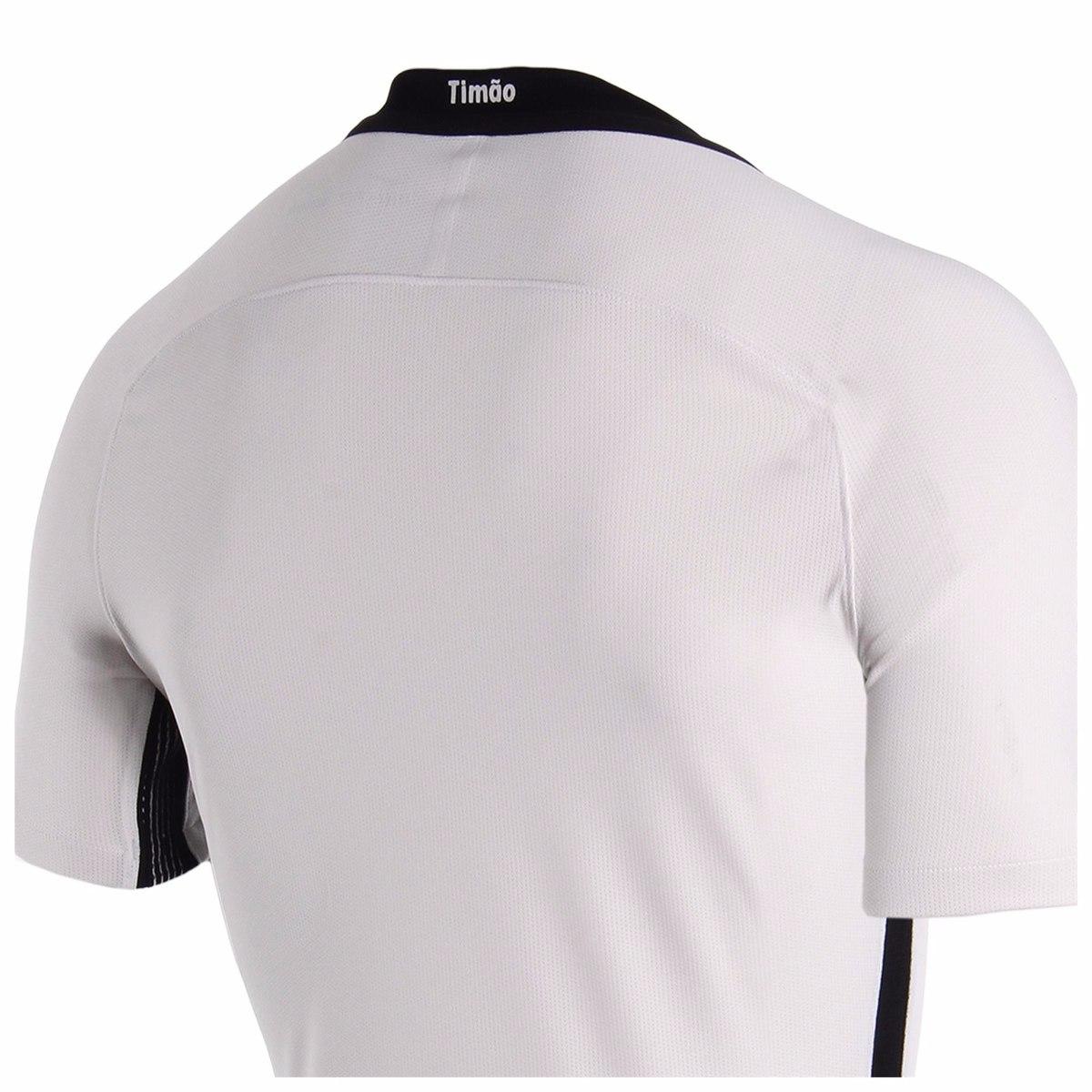 camisa corinthians nike feminina 2016 17 - original. Carregando zoom. 1d0b332bdbb15