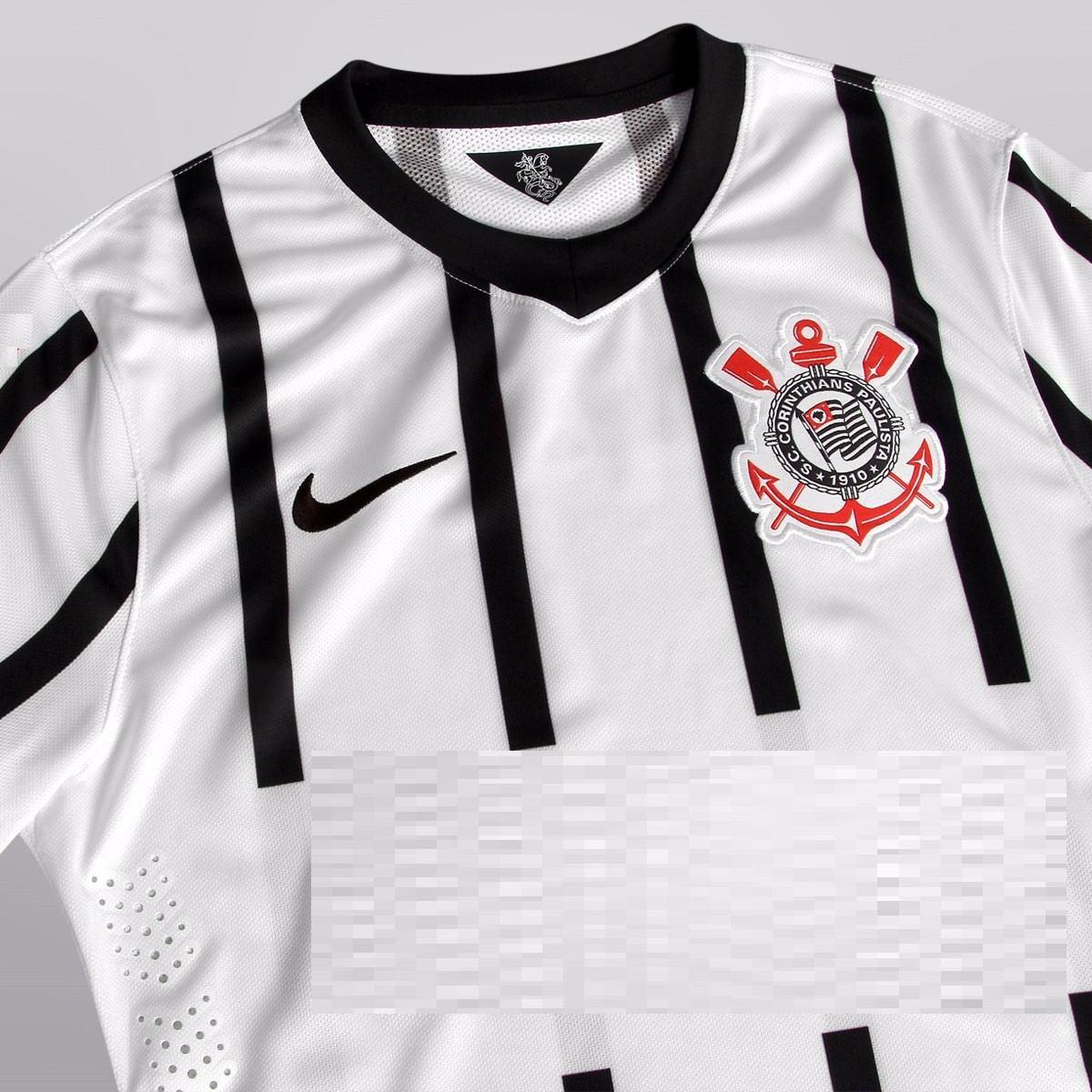 5800768c1c Camisa Corinthians Nike I 2014   2015 - S nº - Jogador - R  187