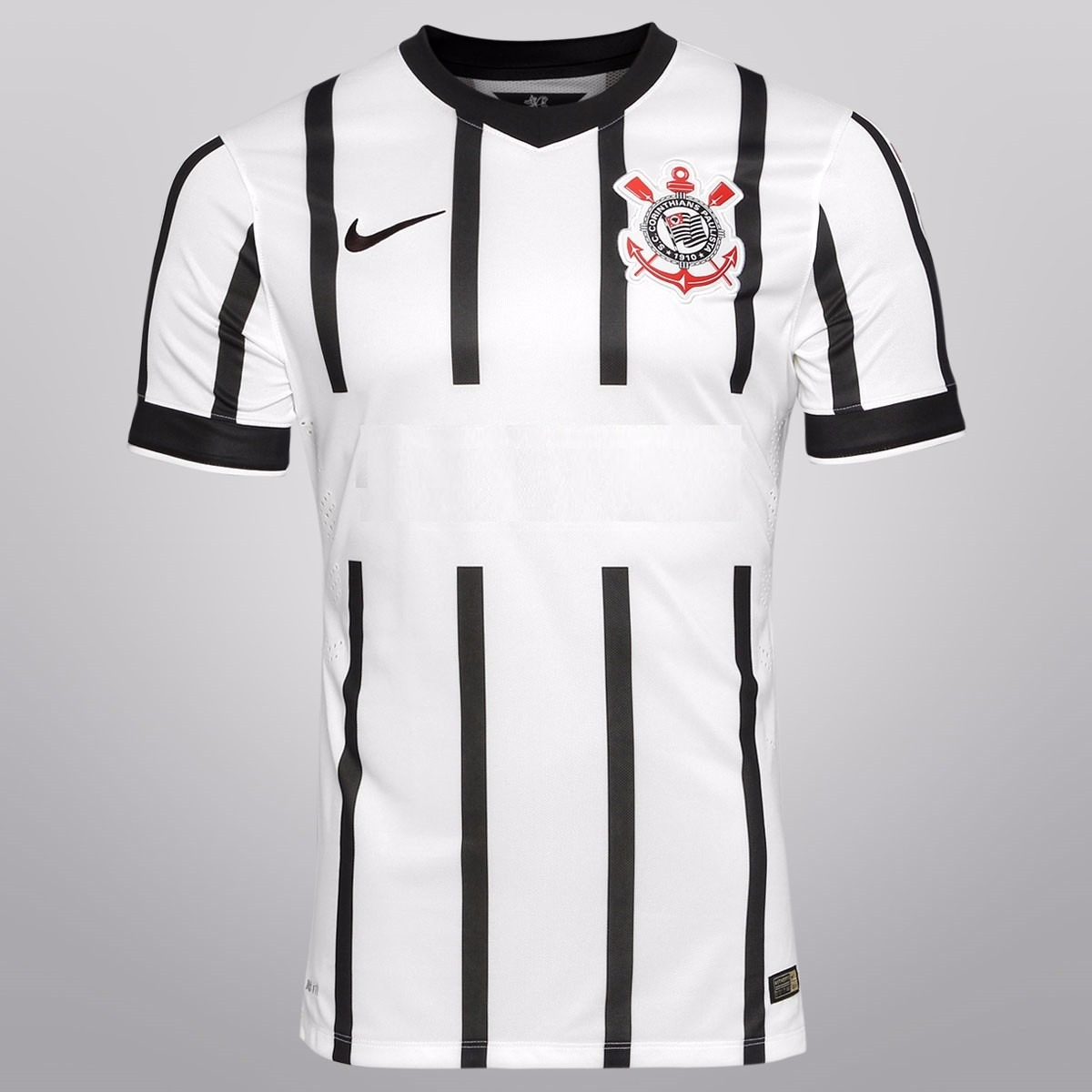 Camisa Corinthians Nike I 2014   2015 - S nº - Jogador - R  187 98ae1b9da3f20