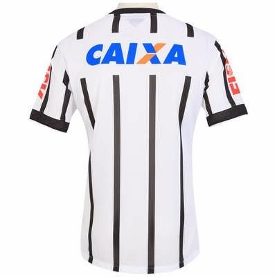Camisa Corinthians Nike Jogador 2014 Oficial Pronta Entrega - R  249 ... bfa9b13f3fd82