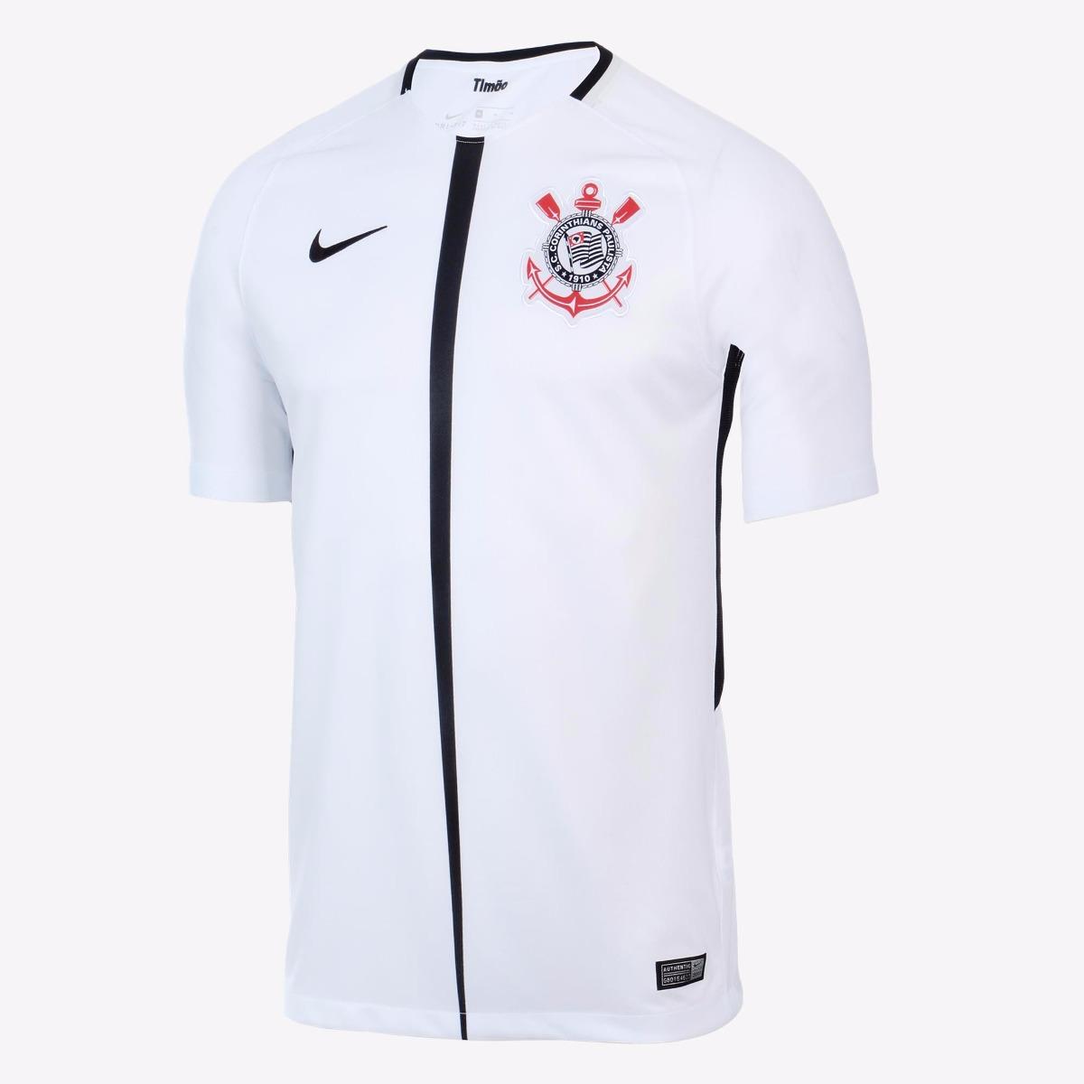 08fefe6f6e camisa corinthians nike oficial 2017 pronta entrega. Carregando zoom.