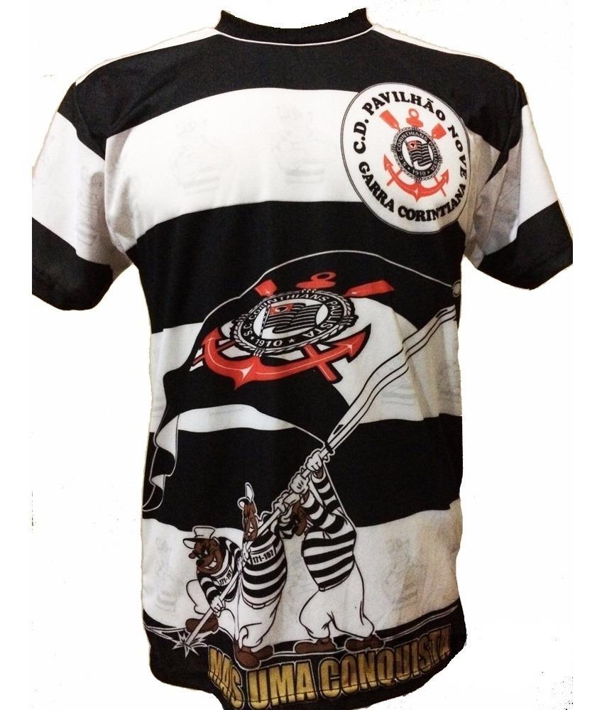 5623b86e2f0eb5 Camisa Corinthians Pavilhão 9 Torcida Promoção - R$ 29,90 em Mercado ...