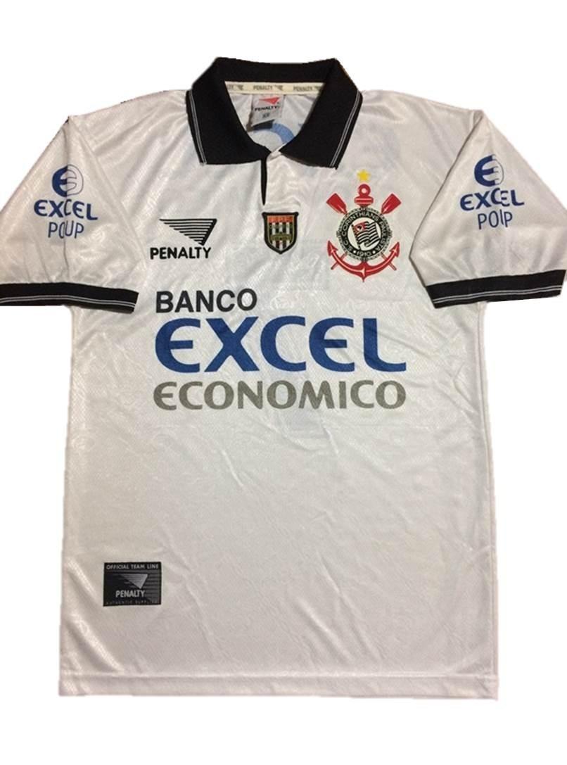 camisa corinthians penalty oficial m 1997 número 7 original. Carregando  zoom. 1bd3f64da3b71