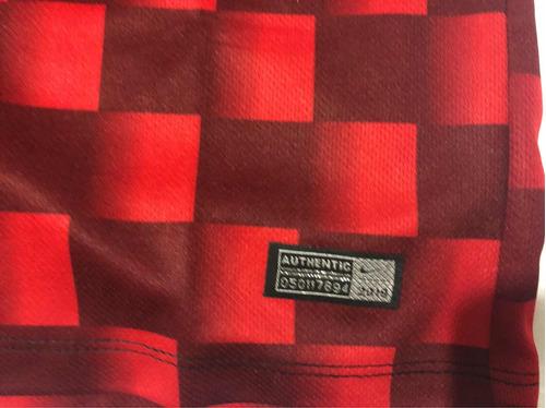 camisa corinthians pré jogo 19 20 vermelha e marrom. Carregando zoom. 1f3a08346a7e2