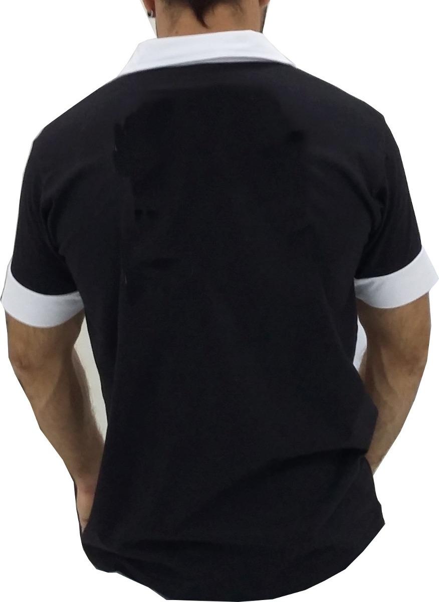 camisa corinthians retrô 1910 preta. Carregando zoom. 8b54b3cf8c159
