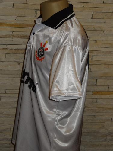 camisa corinthians retrô kalunga